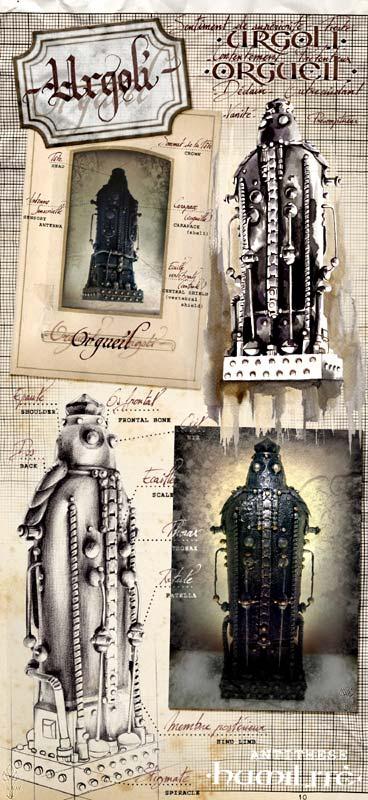 « Vierges de Fer - URGOLI »