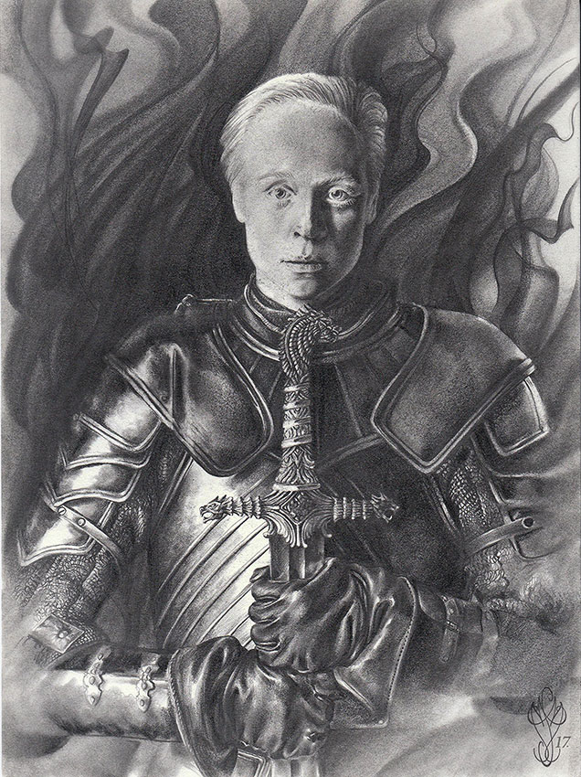 « GoT - BRIENNE of TARTH » (Gwendoline Christie)