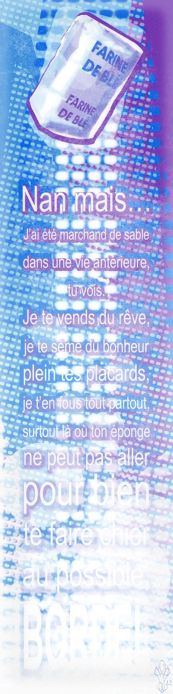 « LE PAQUET DE FARINE »