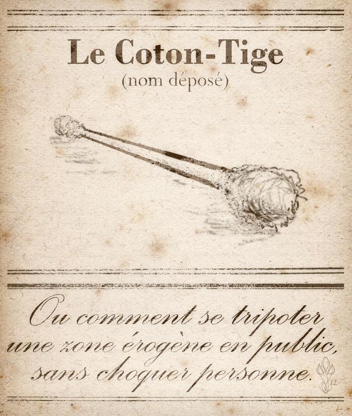 « LE COTON-TIGE »