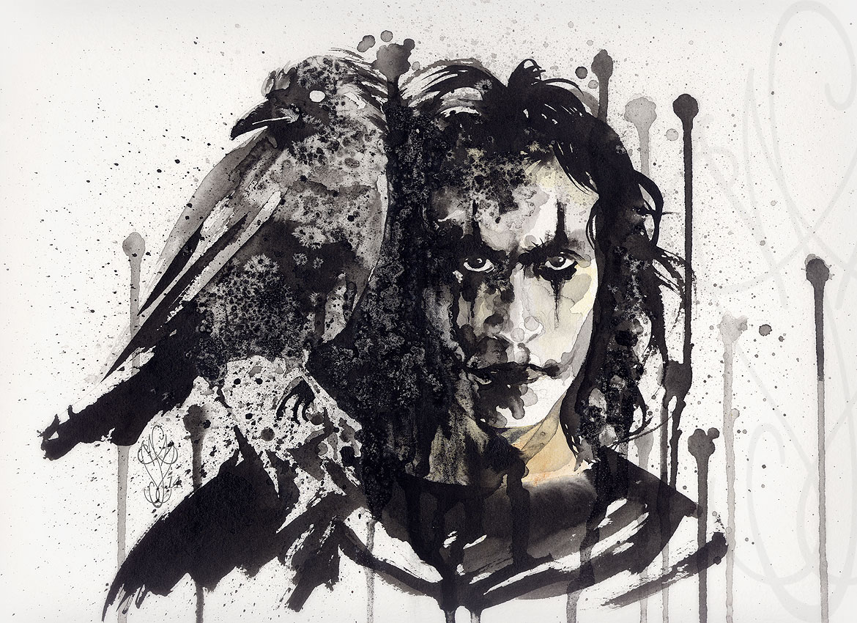 « THE CROW »