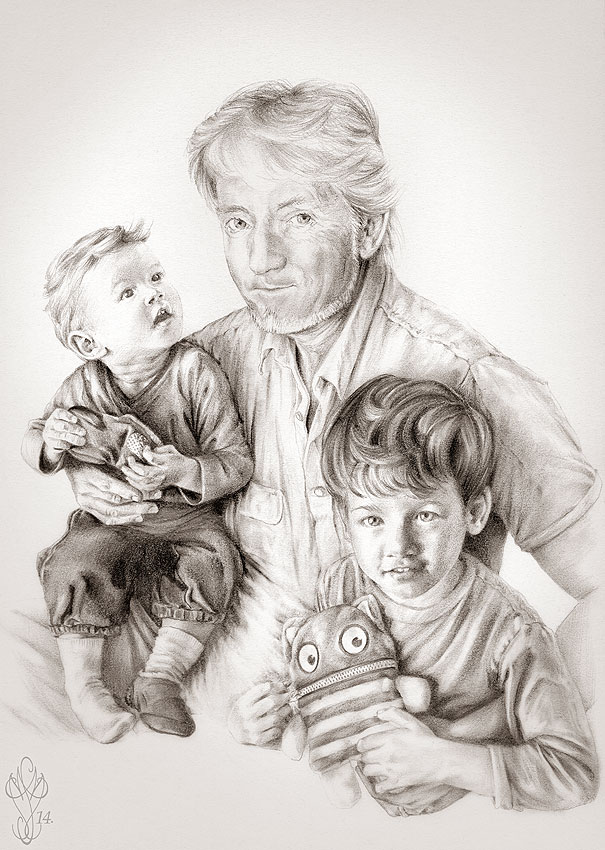 « PAPA » -sept ans-