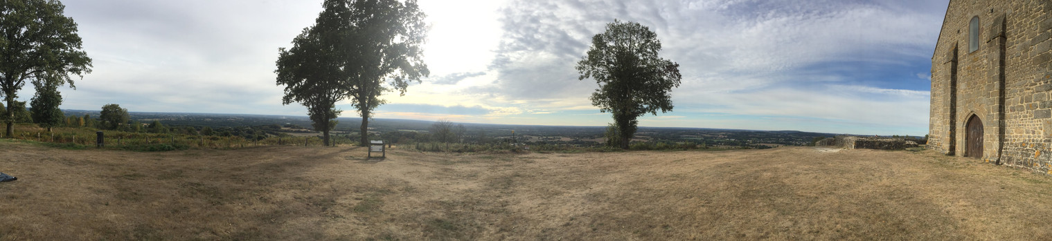 Panorama du Montaigu