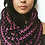 Thumbnail: Unconditional Love Hat: Black/Hot Pink