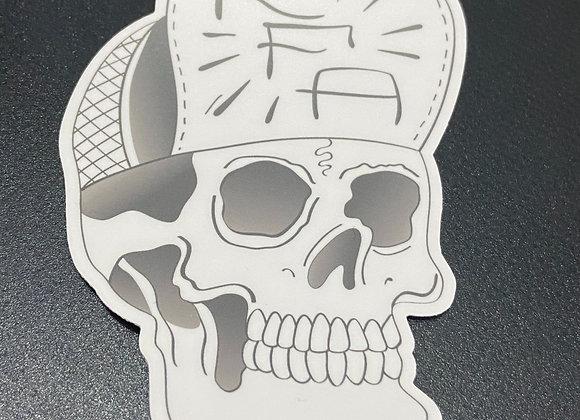 RFA Skull Sticker