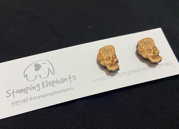 RFA Skull earrings