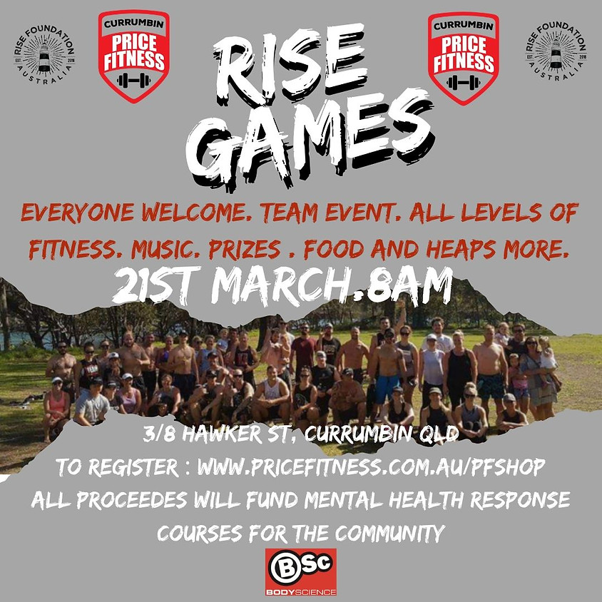 Rise Games