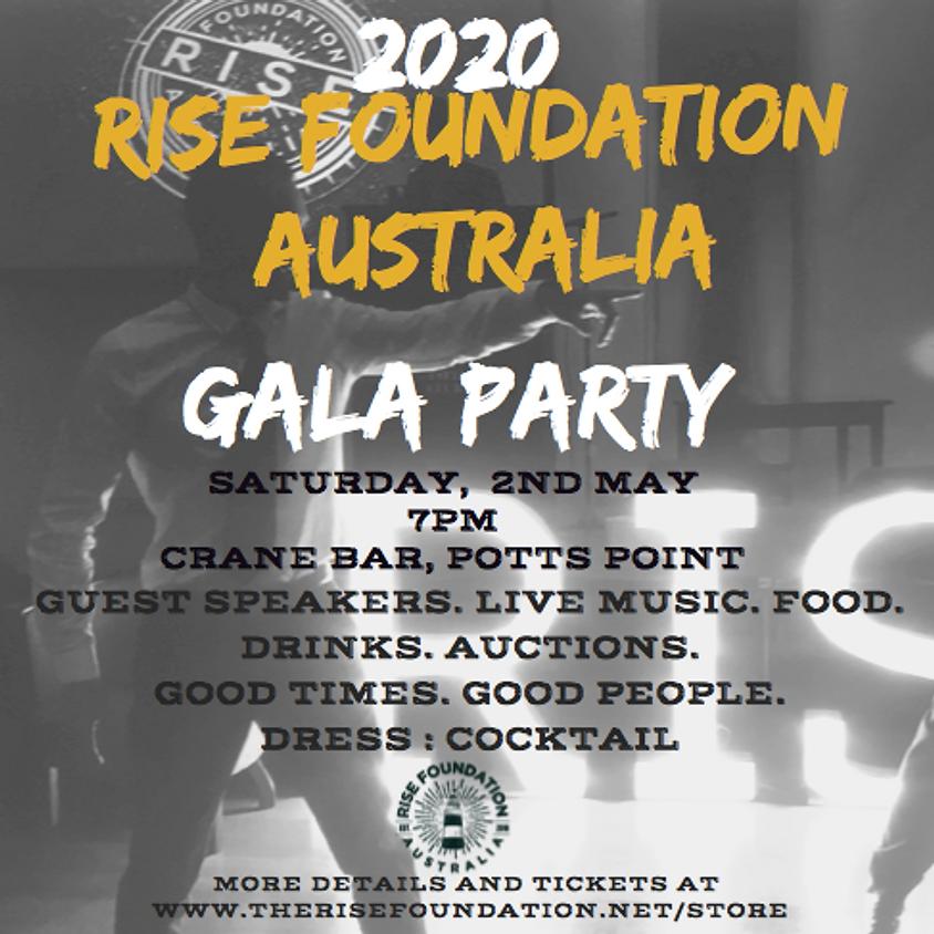2020 RFA Gala Party