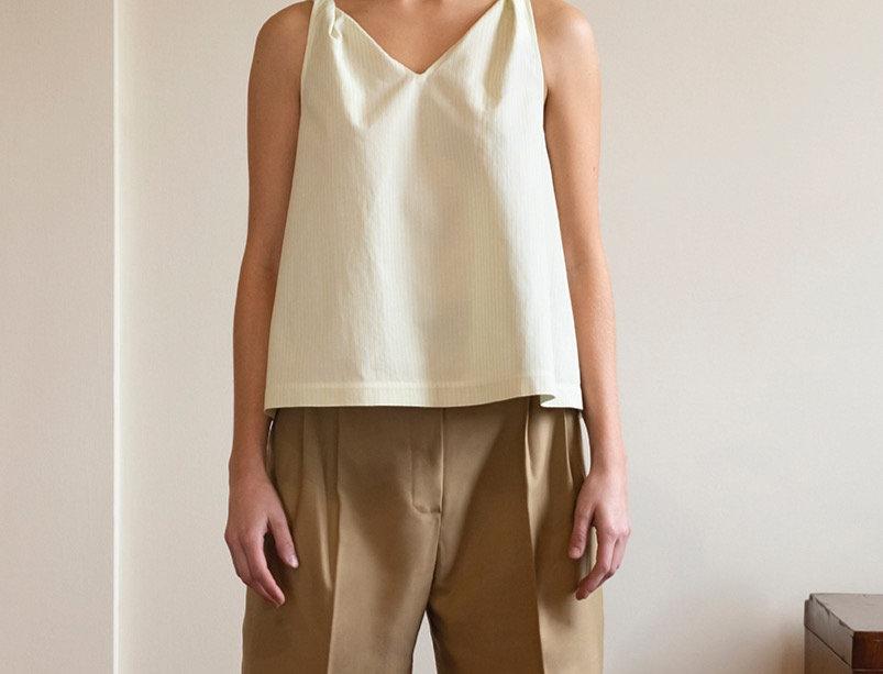 Virgin Wool Tailored Shorts