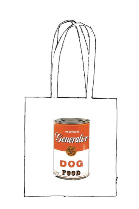 Dog Food LP bag