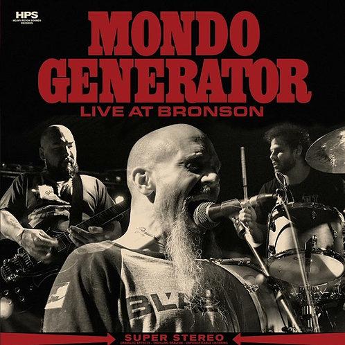 Mondo Generator LIVE AT BRONSON FEB 2020   LP
