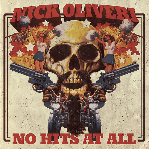 Nick Oliveri  N.O. Hits at All       SERIES - VOL 1 - 6  limited edition vinyl