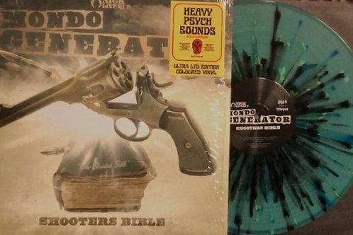 Mondo Generator Shooters Bible Colored splatter wax LIMITED #s