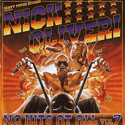 Nick Oliveri N.O. Hits At All VOL 7.    LP