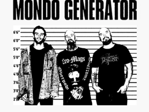 MONDO BAND SHIRT