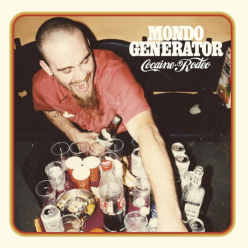 Mondo Generator - Cocaine Rodeo 1997 debut REPRESSED