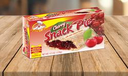 Fruit Pie Packaging, 3D rendered