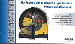 Craftsman Training Pocketguide