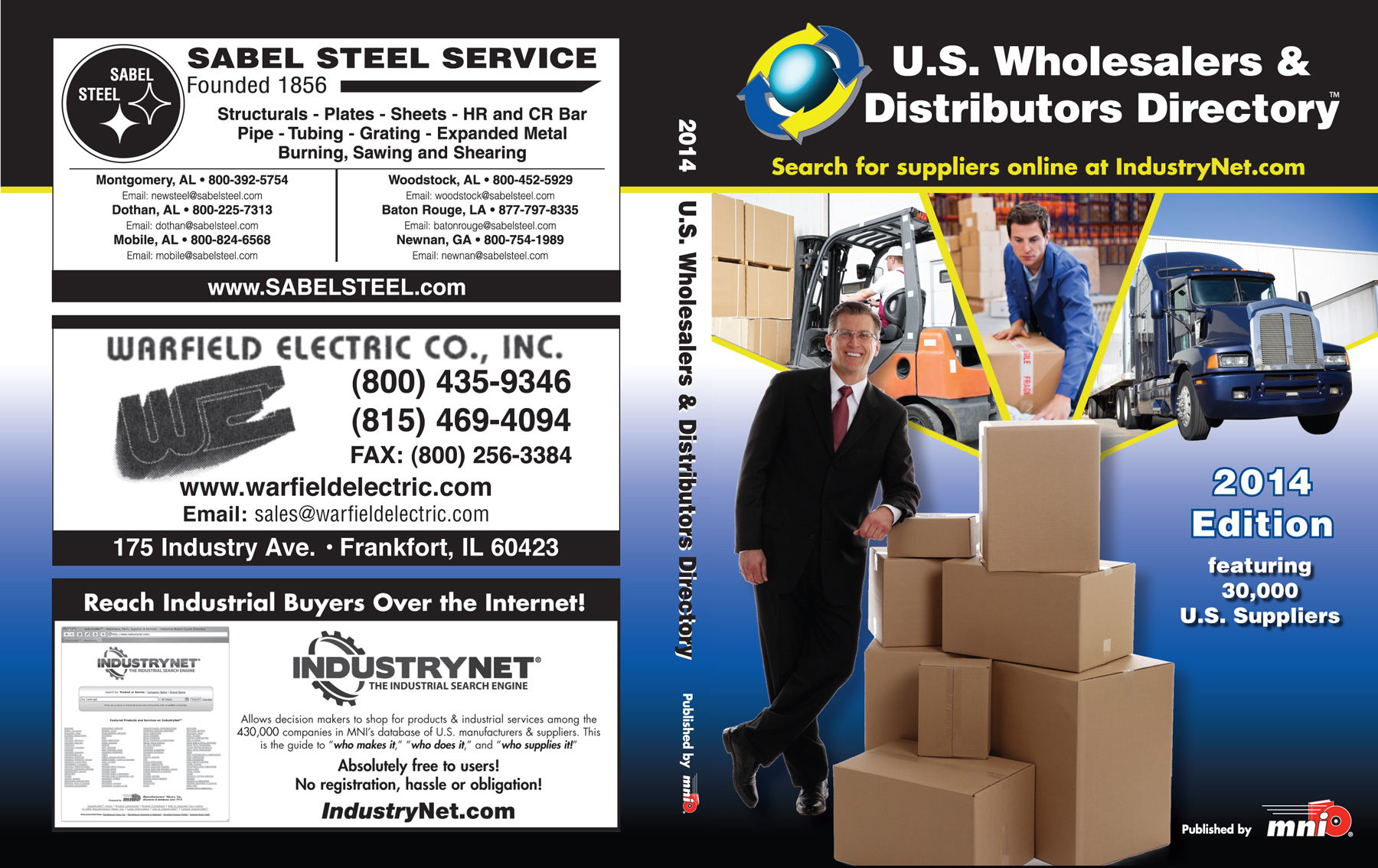 Wholesaler Distributors Cover