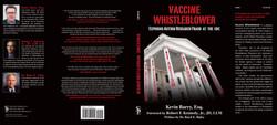 Vaccine Whistleblower dust jacket