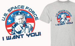 I Want You for U.S. Space Force!