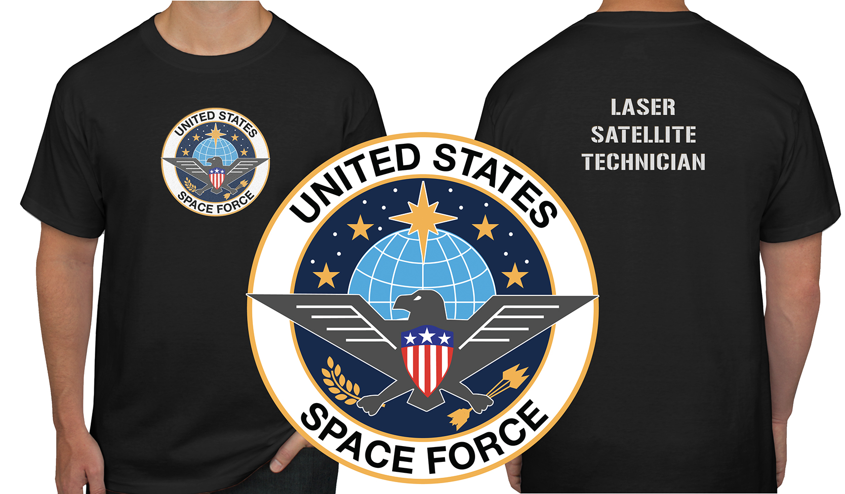 Laser Satellite Technician