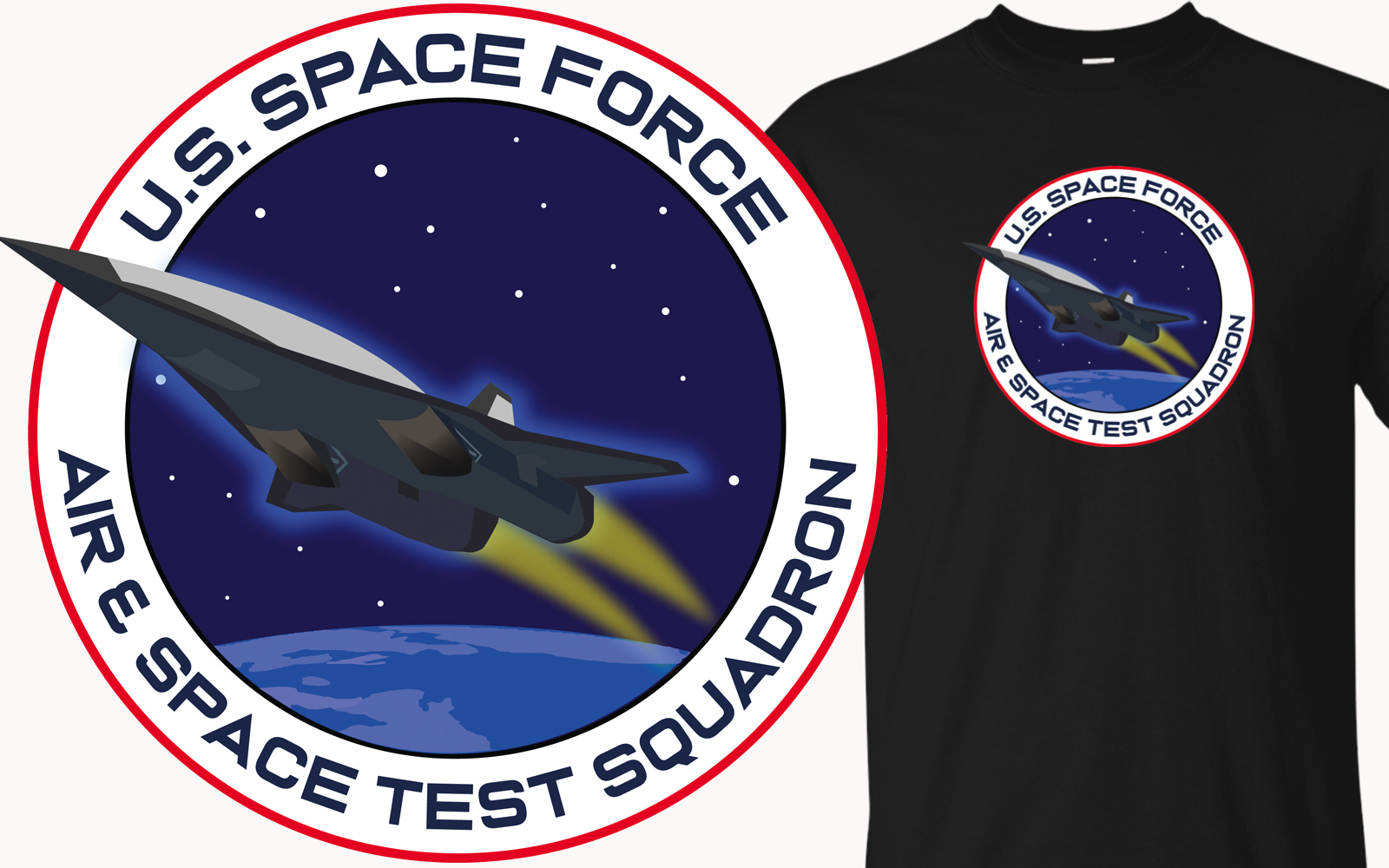 Space Force Test Squadron!