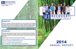 Recovery International Annual Report