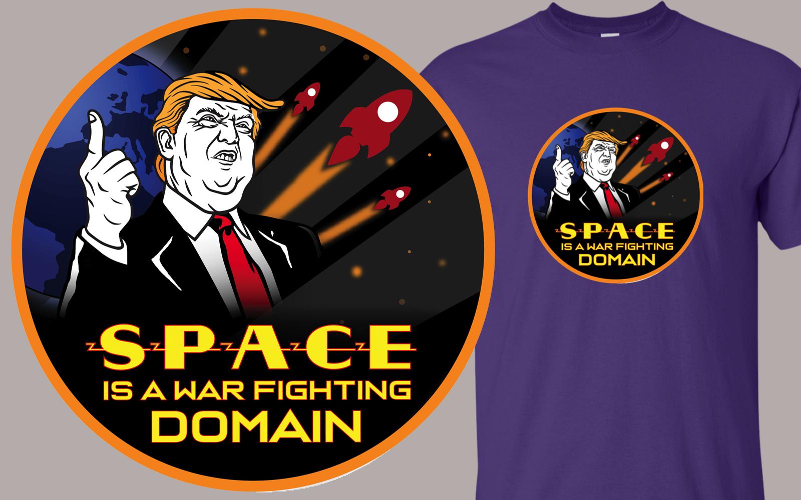 War Fighting Domain!