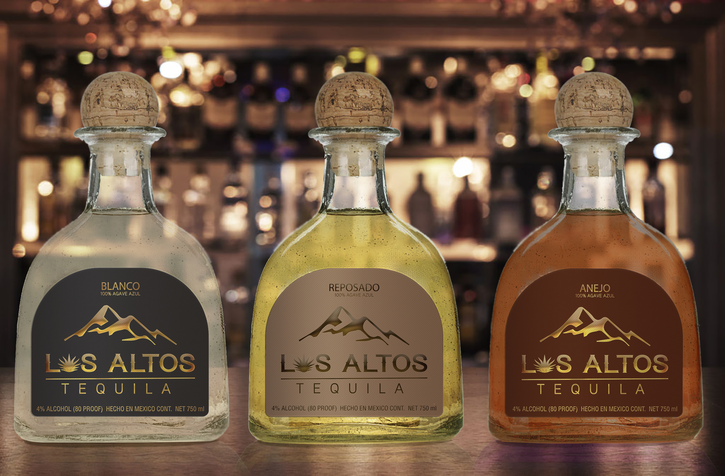 Tequila Brand and Label design