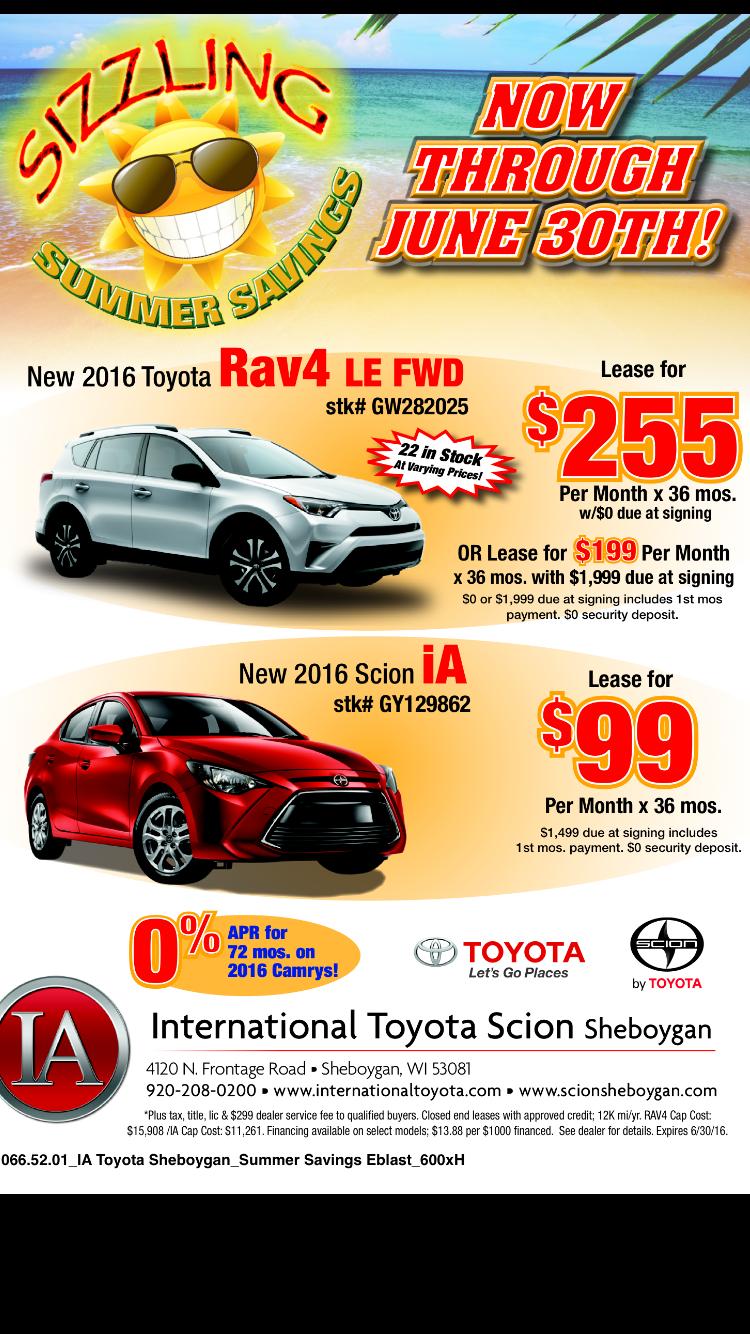 Toyota/Scion Ad
