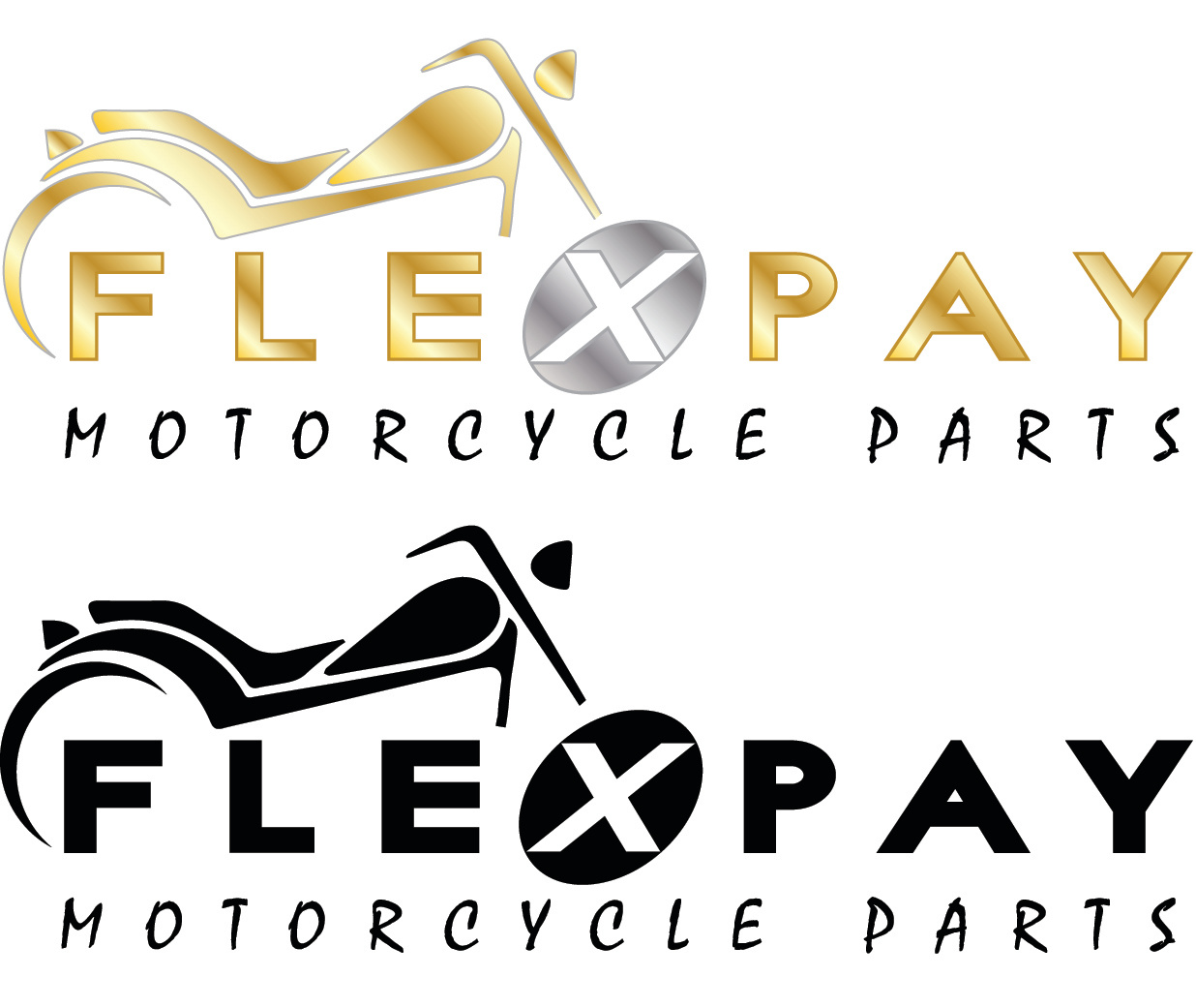 Flexpay Motorcycle Parts Logo