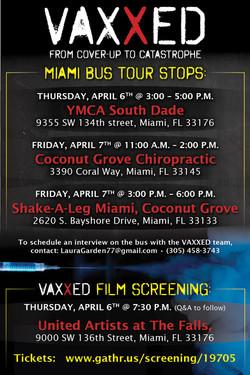 Documentary tour promo