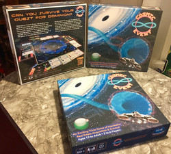 Cosmic Event Boxes