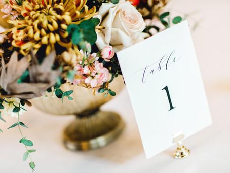 Remembering Dreamy Fall Weddings