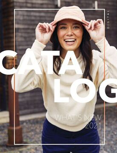 Whats New in 2021 Apparel Catalog