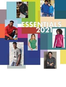 2021 Essentials Catalog