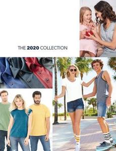 2020 T-Shirts and Apparel Catalog