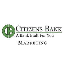Citizens Bank Marketing Logo