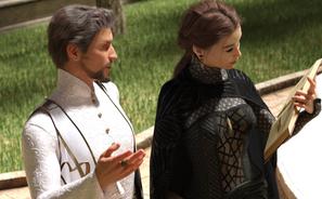 Gwydion and Rowenna