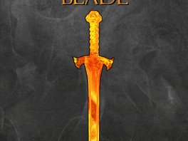 New Cover for The Martyr's Blade