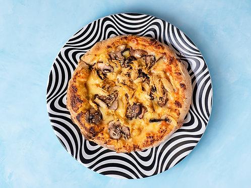 Mama Mia Pizza Pollo Champiñones