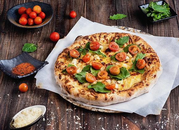 Pizza de Langosta y Queso Azul