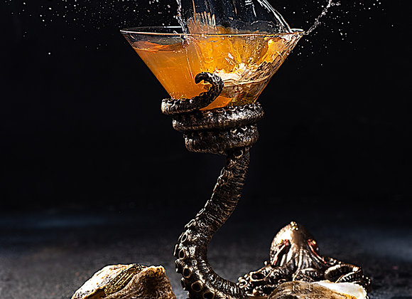 Oyster Martini