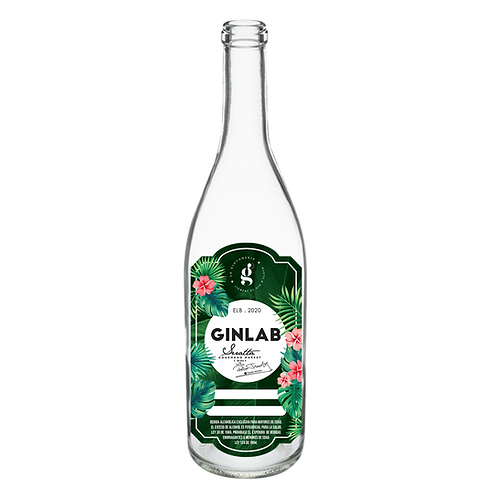 Cuestionario Científico - 750 ml - Ginflower