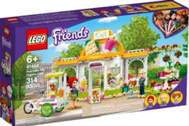 LEGO Friends - Le café biologique de Heartlake City