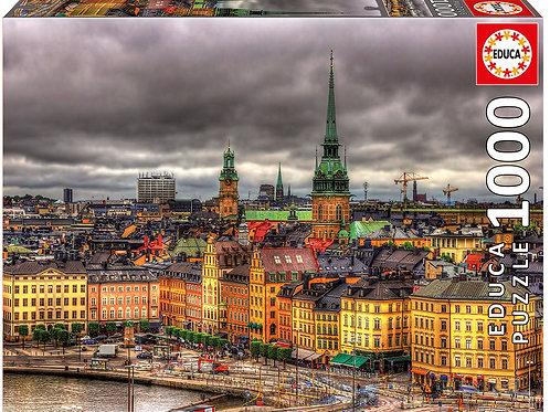 Educa - Stockholm, Suède 1000pcs