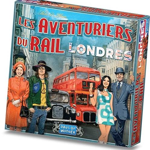Les aventuriers du rail express : Londres