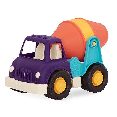 B. - Happy Cruisers Camion de ciment
