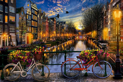 Educa - Amsterdam 2000pcs
